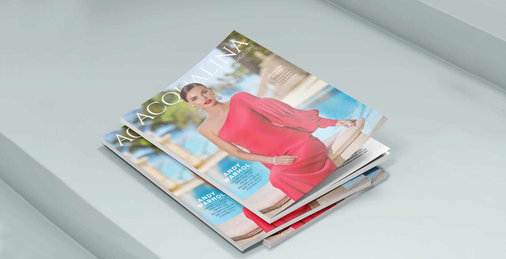 Acqualina Magazine